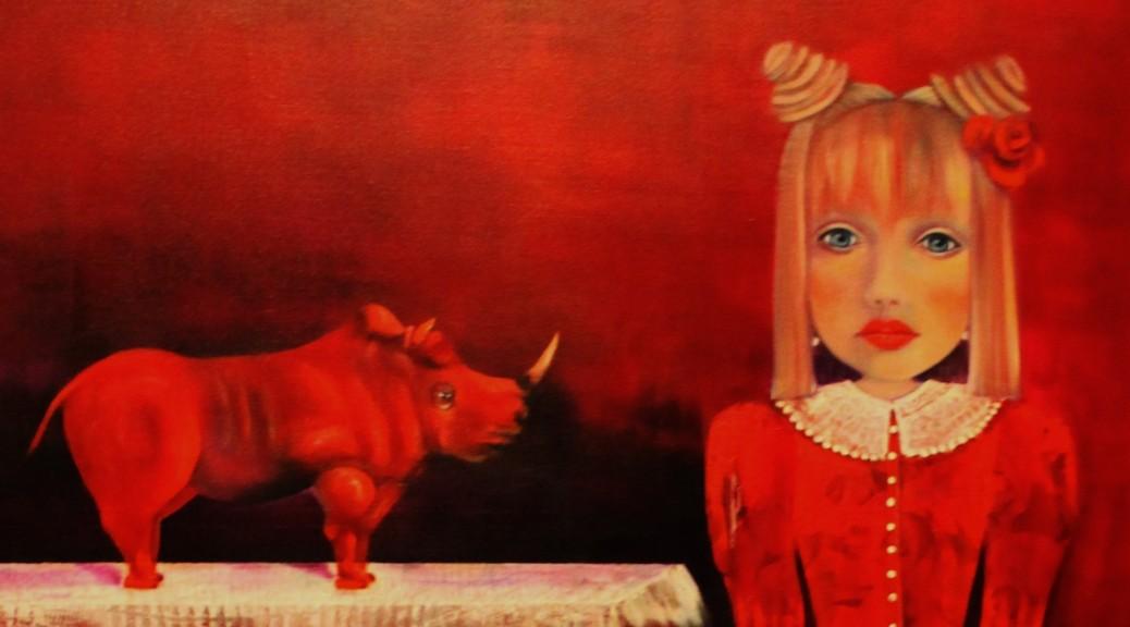 Vörös szoba titka - vörös orrszarvú